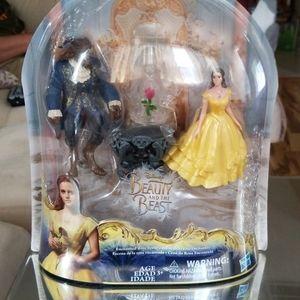 Disney Beauty and the Beast figurines